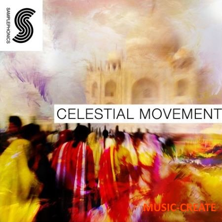 Samplephonics - Celestial Movement (MULTiFORMAT) - сэмплы Electronica, Future Soul, Trip Hop