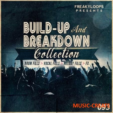 Freaky Loops - Build-Up and Breakdown Collection (WAV) - звуковые эффекты