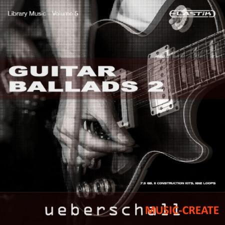 Ueberschall - Guitar Ballads Vol. 2 (ELASTIK) - банк для плеера ELASTIK