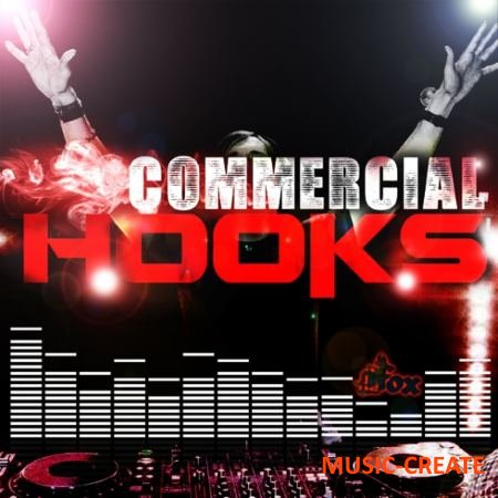 Fox Samples - Commercial Hooks (WAV MiDi) - сэмплы Electro House