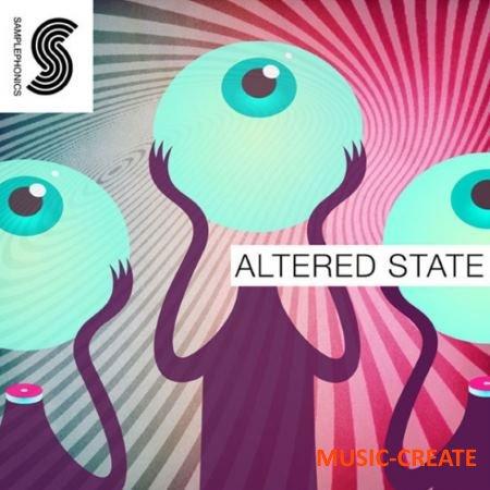 Samplephonics - Altered State (MULTiFORMAT) - сэмплы Hip Hop, Electronica