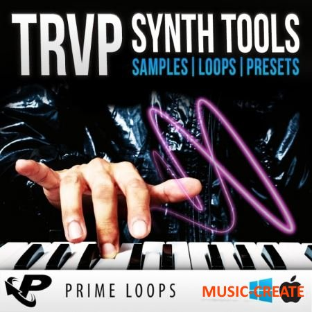 Prime Loops - Trap Synth Tools (WAV Sylenth Massive Presets) - сэмплы Trap