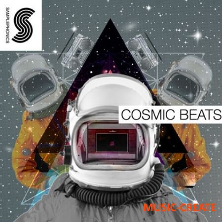 Samplephonics - Cosmic Beats (MULTiFORMAT) - сэмплы Hip Hop, Soul, Future Electronic