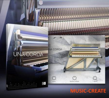 Native Instruments - Una Corda (KONTAKT) - библиотека звуков фортепиано