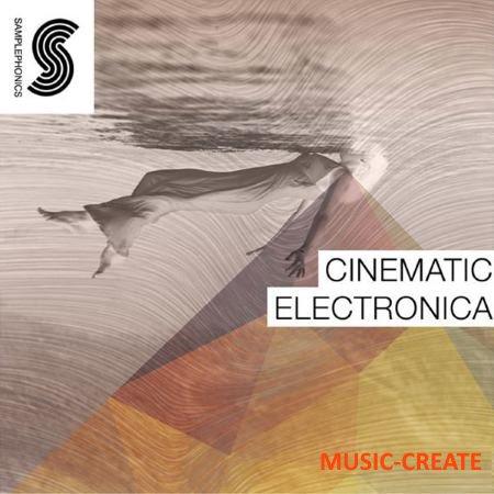 Samplephonics - Cinematic Electronica (MULTiFORMAT) - кинематографические сэмплы