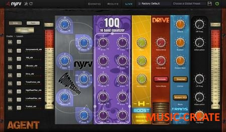 NYRV Systems - Agent v1.4.3.0 (Team R2R) - платформа для управления аудио-плагинов