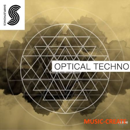 Samplephonics - Optical Techno (MULTiFORMAT) - сэмплы Techno