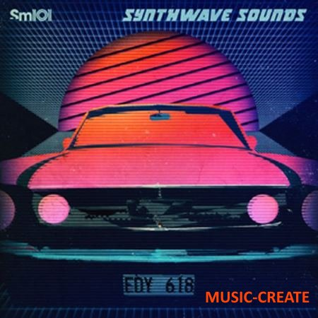 SM101 - Synthwave Sounds (MiDi SPiRE Presets)