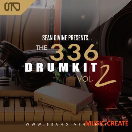 The Producers Choice - Sean Divine The 336 Drum Kit Vol.2 (WAV KONTAKT Maschine Expansion) - сэмплы ударных