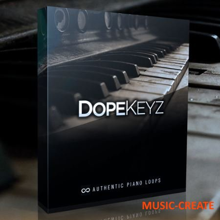 The Producers Choice - DopeKeyz (WAV MIDI) - сэмплы фортепиано