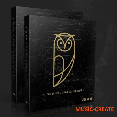The Producers Choice - 6 God Producer Bundle (WAV MIDI) - сэмплы Hip Hop