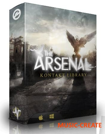 Needthatkit.com - The Arsenal (KONTAKT)