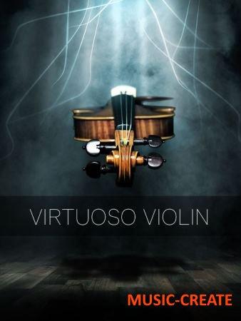 Auddict - Virtuoso Violin (KONTAKT) - библиотека звуков скрипки