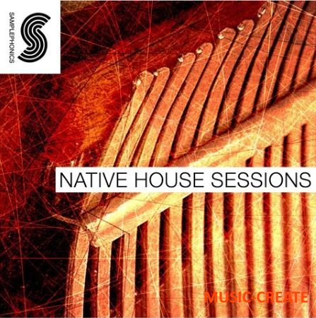 Samplephonics native house sessions multiformat for Future garage sample pack