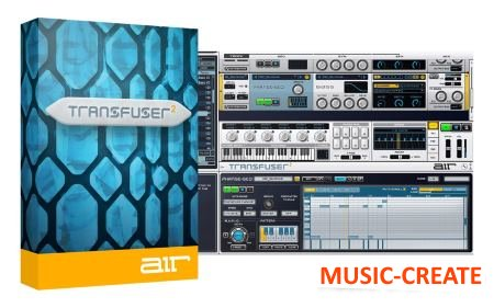 AIR Music -Tech Transfuser v2.0.7 WIN (Team AudioUTOPiA)