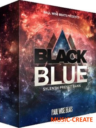 Paul Wise Beats - Black and Blue (Sylenth Preset Bank)