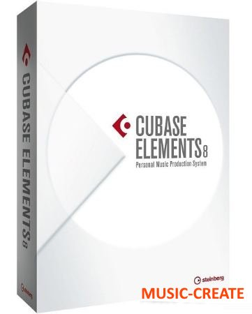 Steinberg - Cubase Elements LE AI v8.0.20 Build 468 Multilingual (Team P2P) - виртуальная музыкальная студия