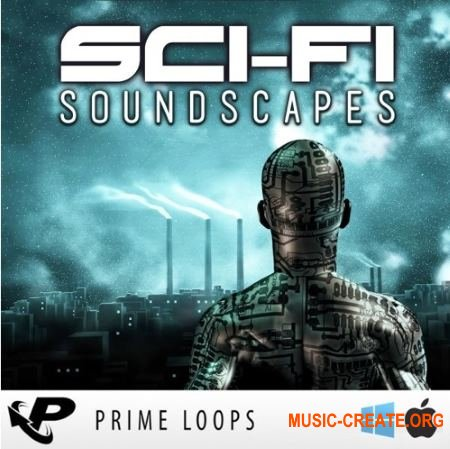 Prime Loops - Sci-Fi Soundscapes (ACiD WAV) - звуковые эффекты