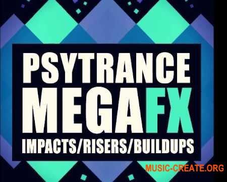 Function Loops - Psytrance Mega FX (WAV) - звуковые эффекты