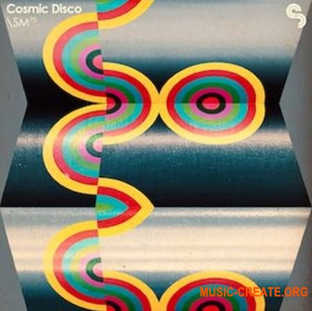 Sample Magic - Cosmic Disco (MULTiFORMAT) - сэмплы Disco