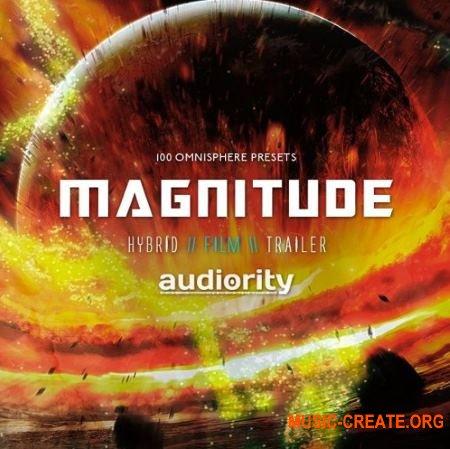 Audiority - Magnitude (SPECTRASONiCS OMNiSPHERE 2)