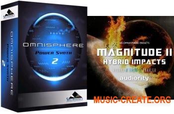 Audiority - Magnitude II Hybrid Impacts (SPECTRASONiCS OMNiSPHERE 2)