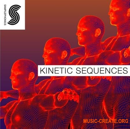 Samplephonics - Kinetic Sequences (MULTiFORMAT) - сэмплы Techno