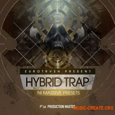 Production Master - Hybrid Trap (NATiVE iNSTRUMENTS MASSiVE)