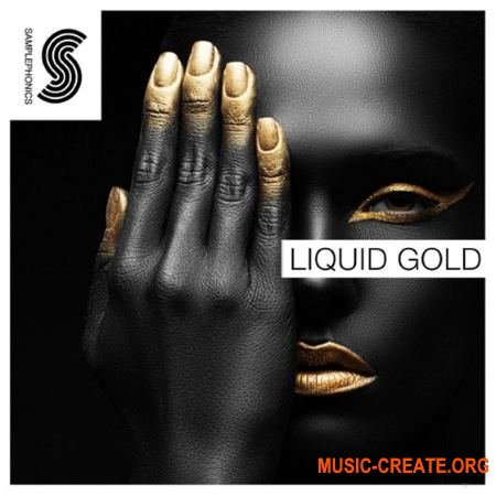 Samplephonics - Liquid Gold (MULTiFORMAT) - сэмплы RnB, soulful Pop