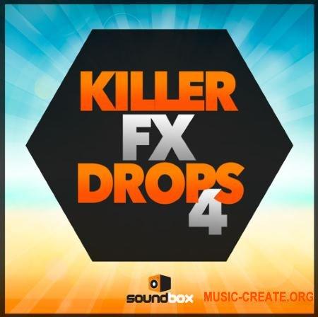 Soundbox - Killer Fx Drops 4 (WAV) - звуковые эффекты