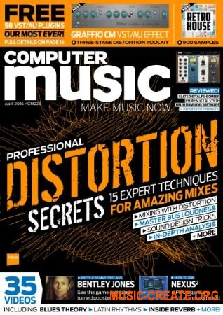 Computer Music - April 2016 (PDF)