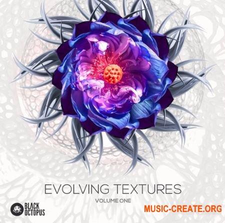Black Octopus Sound - Evolving Textures Volume 1 (WAV) - звуковые эффекты