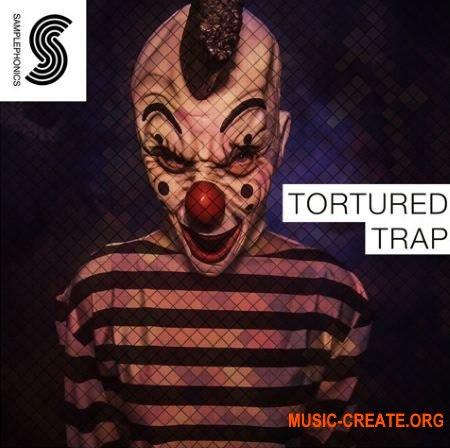 Samplephonics - Tortured Trap (MULTiFORMAT) - сэмплы Trap