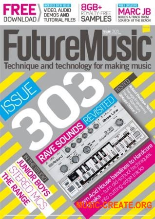 Future Music - April 2016 (PDF + All Content)