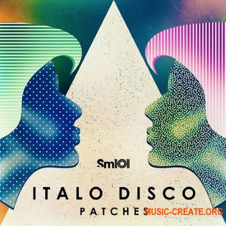 Sample Magic - Italo Disco (MULTiFORMAT) - сэмплы Disco