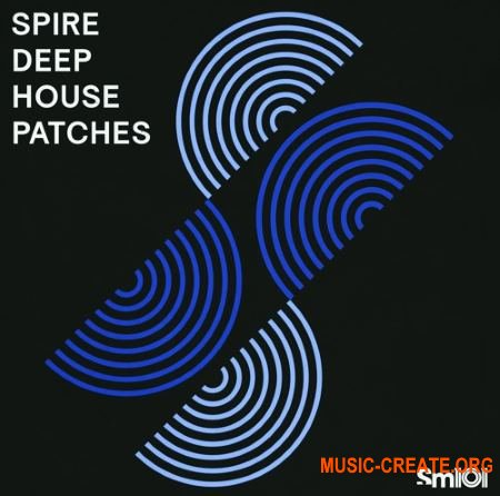 Sample Magic - Spire Deep House Patches (MiDi SPiRE)