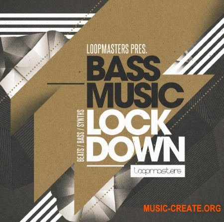 Loopmasters - Bass Music Lockdown (MULTiFORMAT) - сэмплы баса