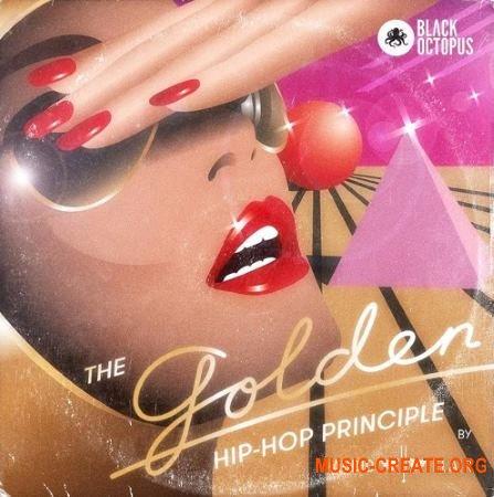 Black Octopus Sound - The Golden Hip Hop Principle (WAV) - сэмплы Hip Hop