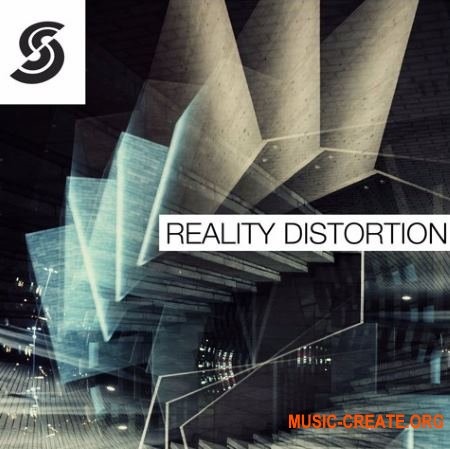 Samplephonics - Reality Distortion (MULTiFORMAT) - сэмплы Future Electronica, deep Garage