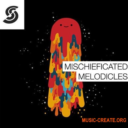Samplephonics - Mischieficated Melodicles (MULTiFORMAT) - экспериментальные звуки