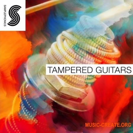 Samplephonics - Tampered Guitars (MULTiFORMAT) - сэмплы гитары