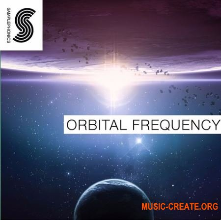 Samplephonics - Orbital Frequency (MULTiFORMAT) - сэмплы Future Garage, DnB, Dubstep