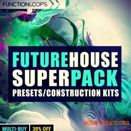 Function Loops - Future House Super Pack (WAV REVEAL SOUND SPiRE) - сэмплы Future House