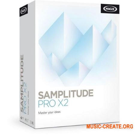 MAGIX - Samplitude Pro X2 13.3.0.256 Multilingual (Team P2P)  - секвенсор / мультитрек