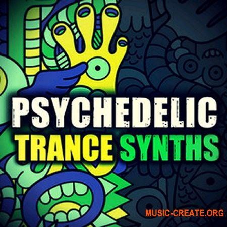 Function Loops - Psychedelic Trance Synths (WAV) - сэмплы Trance