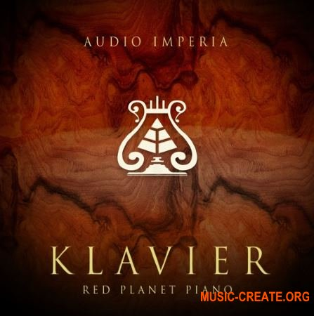 Audio Imperia - Klavier - Red Planet Piano (KONTAKT) - библиотека звуков фортепиано