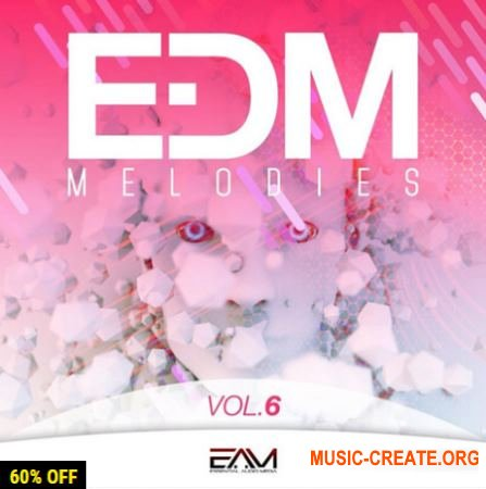 Essential Audio Media - EDM Melodies Vol 6 (MiDi) - EDM мелодии