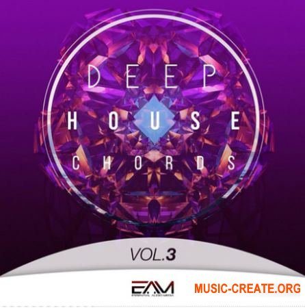 Essential Audio Media - Deep House Chords Vol 3 (MiDi) - Deep House мелодии