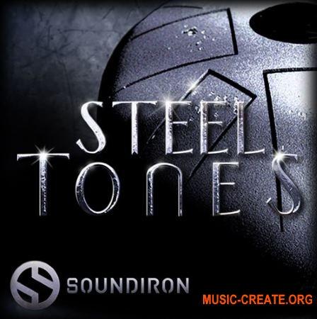 Soundiron - Steel Tones (KONTAKT) - библиотека перкуссии