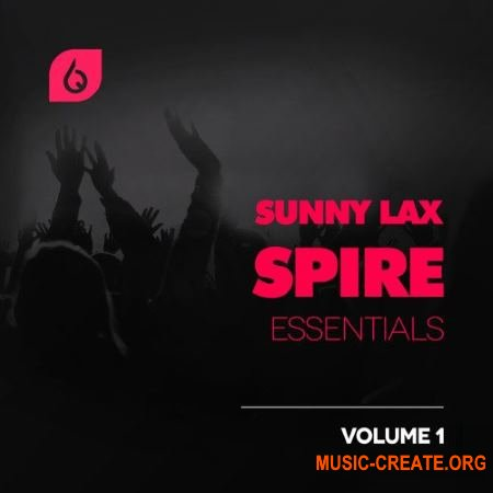 Freshly Squeezed Samples - Sunny Lax Spire Essentials (MiDi SPiRE SBF)
